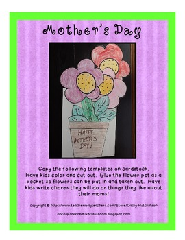 Mother's Day and Father's Day Cards - Cute Project