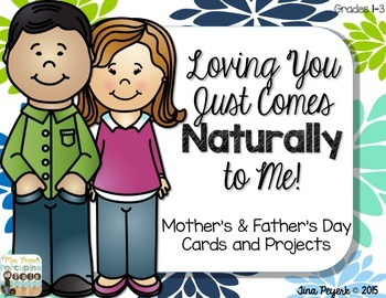 Mother's Day and Father's Day Cards and Crafts