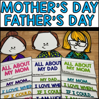 Mother's Day and Father's Day Craftivity