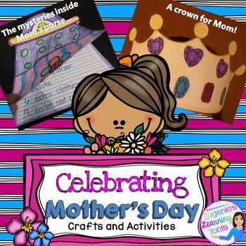 Celebrating Mother's Day Crafts and Activities