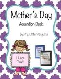 Mother's Day mini Accordion Book