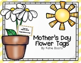 Mothers Day's Flower Tags