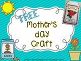 Mother's Day seed packets freebie