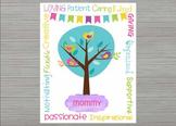 EDITABLE Mother's Day/Teacher Appreciation Day