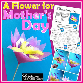 Mothers's Day Art Lesson Plan, Spring