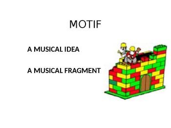 Motif Composition