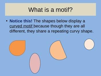 Motif PowerPoint: A fun approach to teaching motifs