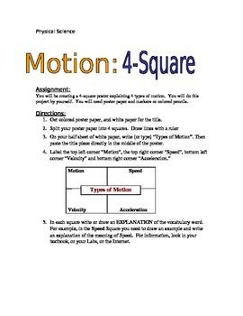 Motion 4-Square