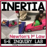 Newton's First Law (Inertia) Lab Activity (5-E Model)