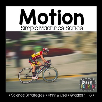 Motion - An Interactive, Class Discussion Based Lesson