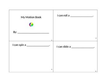 Motion Book