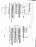Motion Diagrams Worksheet