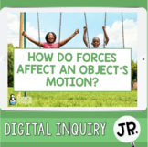 Motion Digital Inquiry Jr.  |  3rd Grade  |  Distance Learning