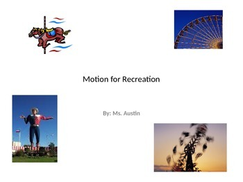 Motion For Recreation