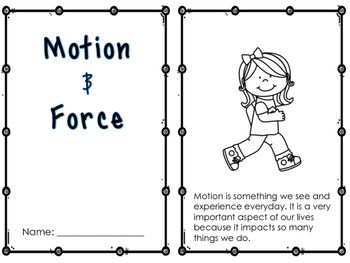 Motion & Force
