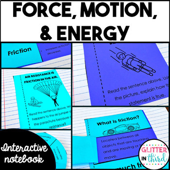 Physics Interactive Notebooks Teachers Pay Teachers
