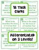 Motion & Forces Task Cards