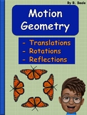 Motion Geometry - Transformational Geometry - 27 pages