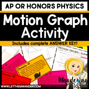 Motion Graph Activity