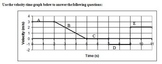 Motion Graph Homework