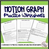 Motion Graph Practice