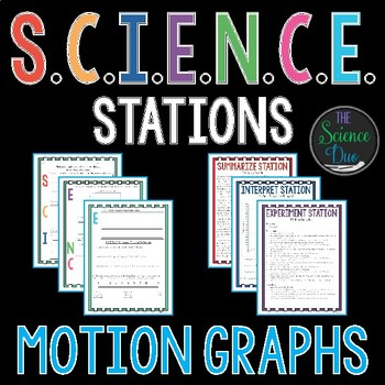 Motion Graphs - S.C.I.E.N.C.E. Stations