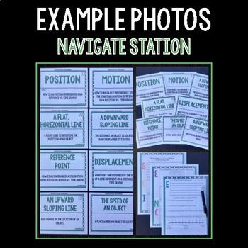 Motion Graphs - S.C.I.E.N.C.E. Stations
