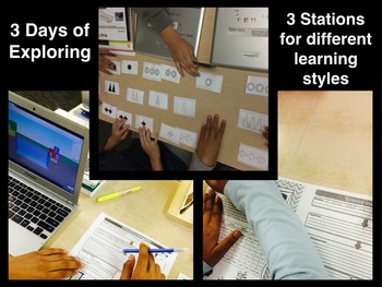 Motion Graphs Science Stations (online, group collaboration, teacher-led)