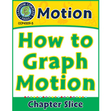 Motion: How to Graph Motion Gr. 5-8