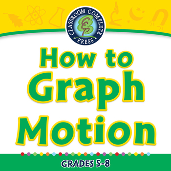 Motion: How to Graph Motion - PC Gr. 5-8