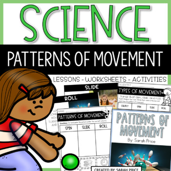 Motion: How Objects Move Interactive Notebook and Activities