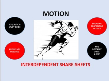Motion: Interdependent Share-Sheets Activity