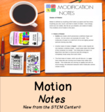 Motion Physics Notes