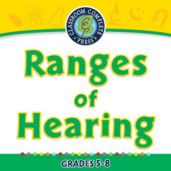 Motion: Ranges of Hearing - MAC Gr. 5-8
