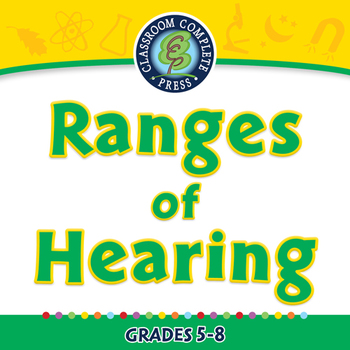 Motion: Ranges of Hearing - MAC Gr. 5-8