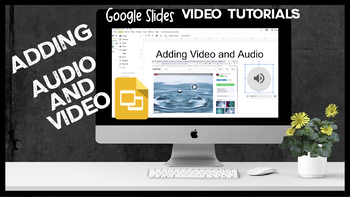 Google Slides: How to videos for using the tools in slides