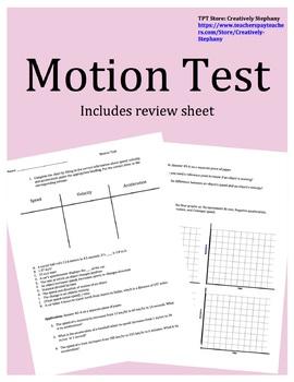 Motion Test