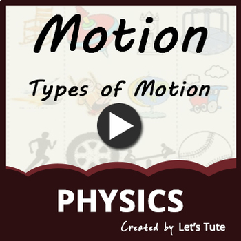 Motion - Types of Motion
