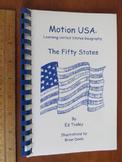 Motion USA The Fifty States Handbook (bound hard good)