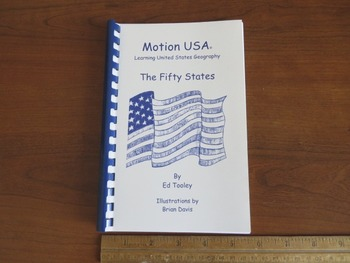 Motion USA The Fifty States Handbook (bound hard good)
