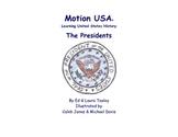 Motion USA The Presidents Slideshow in PDF