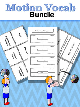 Motion Vocab Bundle