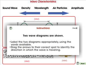 Motion: Wave Characteristics - MAC Gr. 5-8