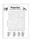 Motion Word Search