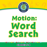 Motion: Word Search - MAC Gr. 5-8