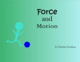 Force & Motion SMARTboard Unit - VA SOLs