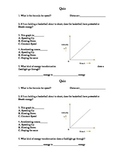 Motion and Energy Quiz