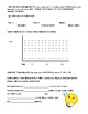 Motion and Forces Student Designed Experiment Project Lab Sheet