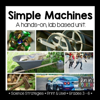 Motion and Simple Machines Lab Bundle