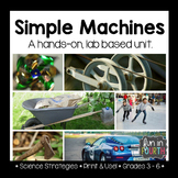 Motion and Simple Machines Unit: Hands-On Labs, Articles, Anchor Charts and More